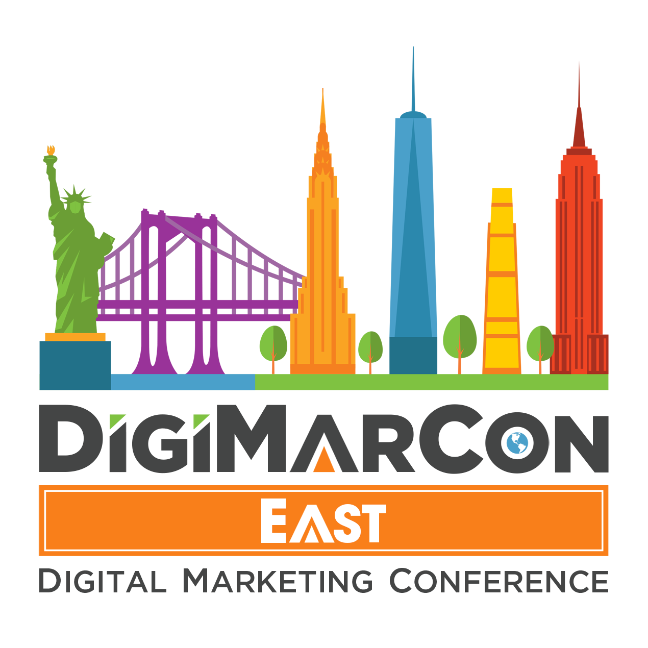 DigiMarCon East 2022 – Digital Marketing, Media and Advertising Conference & Exhibition