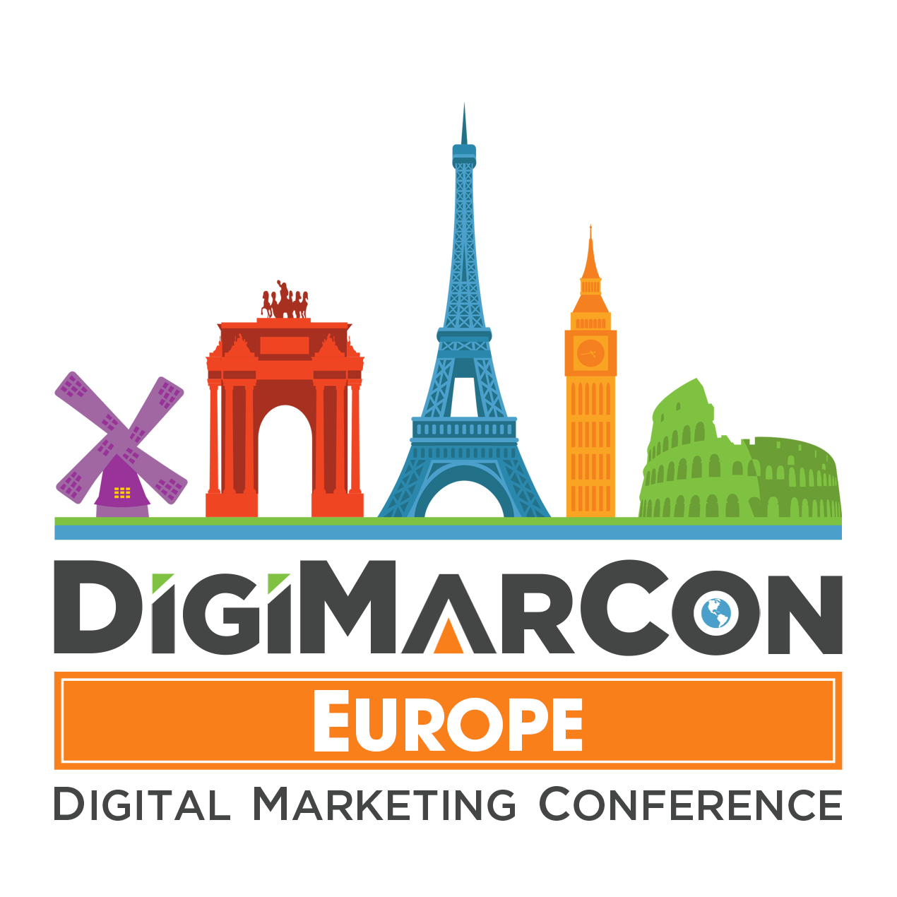 DigiMarCon Europe 2022 – Digital Marketing, Media and Advertising Conference & Exhibition