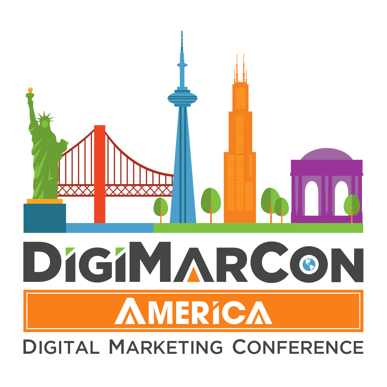 DigiMarCon America 2022 – Digital Marketing, Media and Advertising Conference