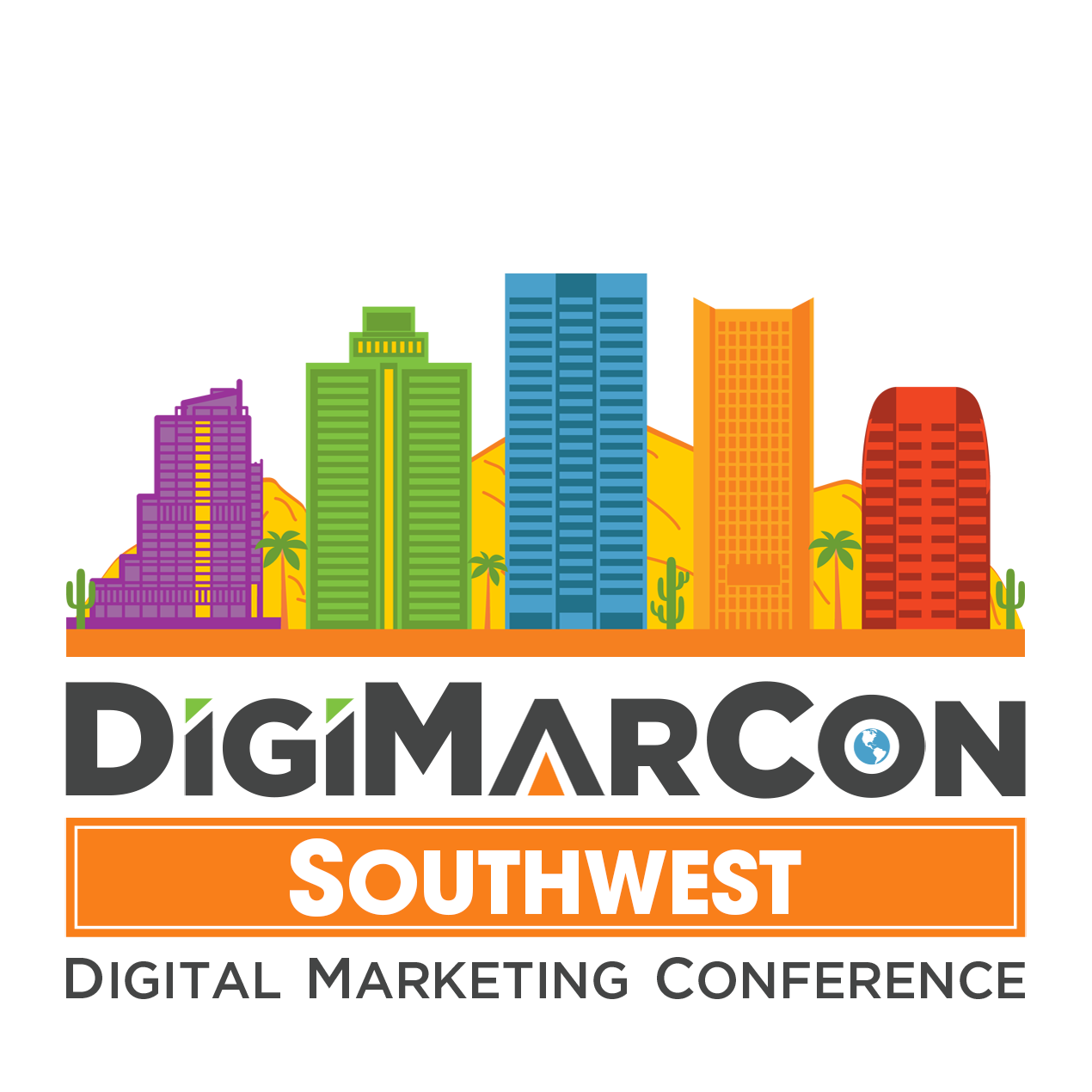 DigiMarCon Southwest 2022 – Digital Marketing, Media and Advertising Conference & Exhibition